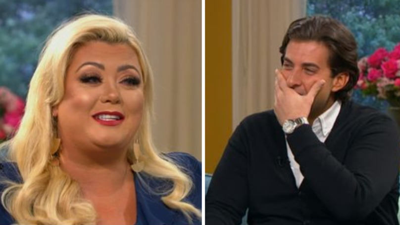 WATCH: Gemma Collins Shares Happy Fertility Update