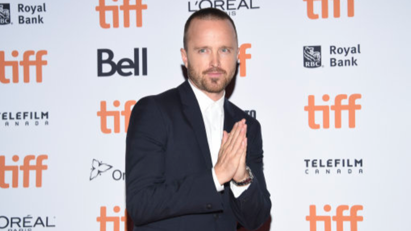 Aaron Paul Joins Series 3 Of HBO Sci-Fi 'Westworld'