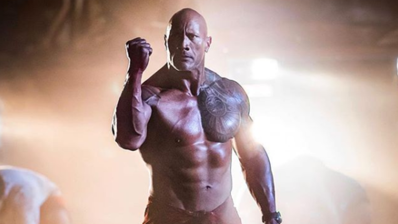 ​The Rock Shares What's Behind The 'Hobbs 2.0 Physique'