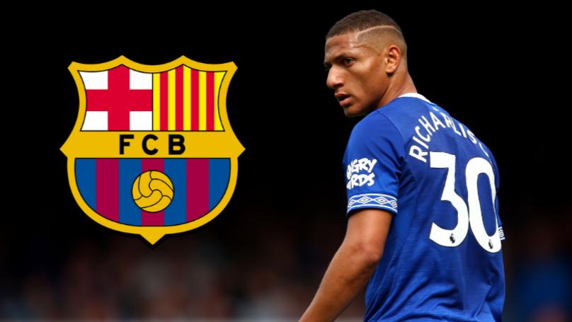 Barcelona Consider Summer Move For Everton Forward Richarlison