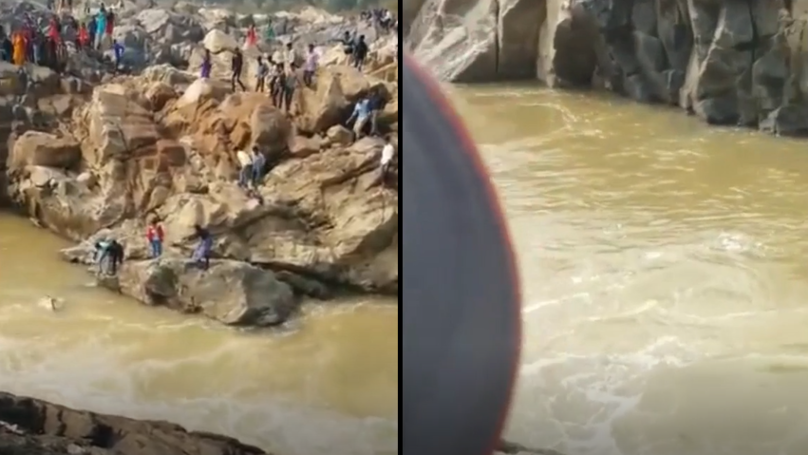 Teen Drowns In Waterfall After Attempting To Take A Selfie