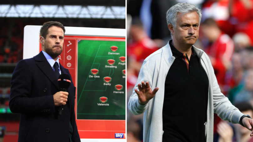 Jamie Redknapp Has His Say On The Player Man United Need To Challenge City