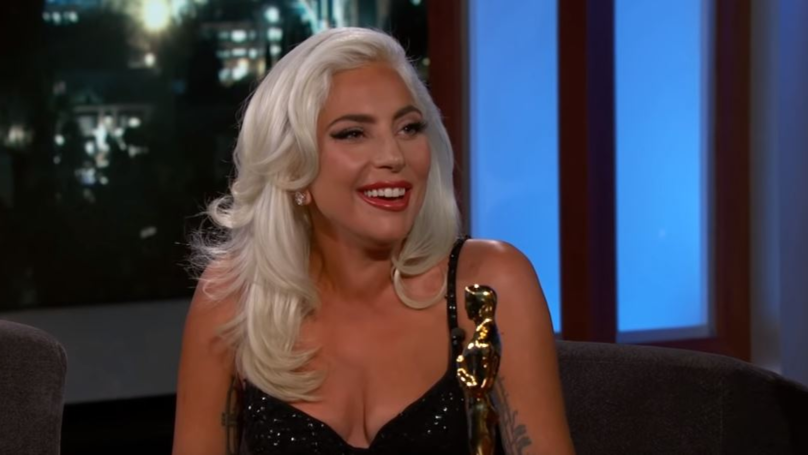 Jimmy Kimmel Questions Lady Gaga Over Bradley Cooper 'Romance' Rumours