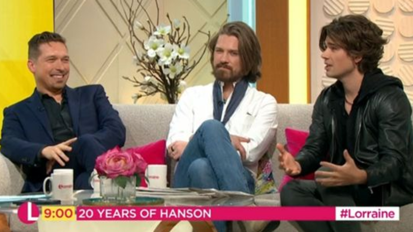 MMMbop Singers Hanson Reveal They Have 13 Kids Between Them