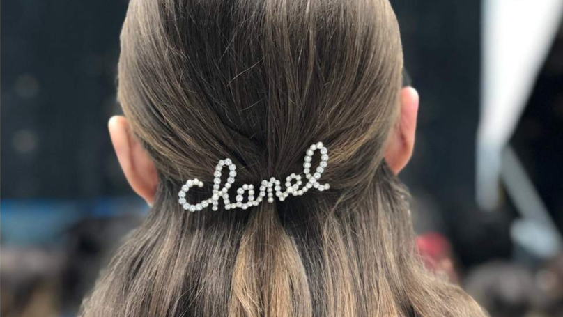 Chanel's Hair Clip Is All Over Instagram - Here's Some Affordable Alternatives