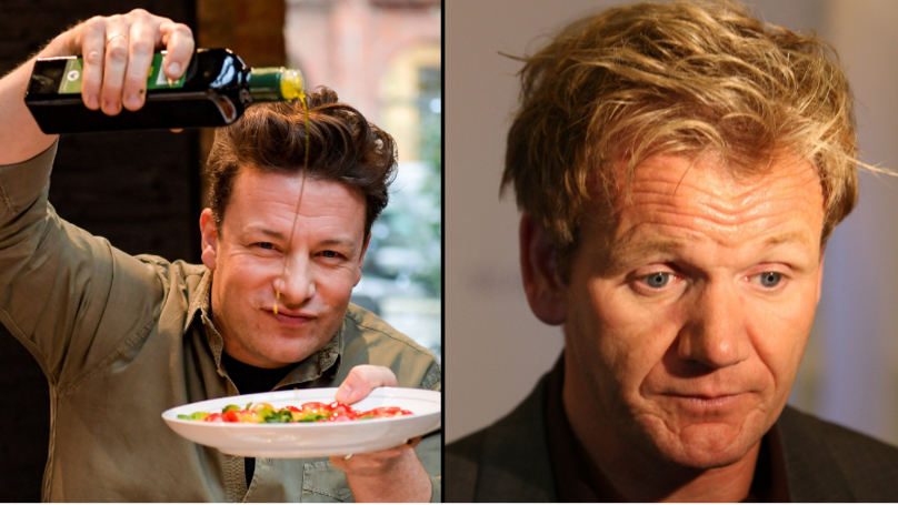 Jamie Oliver Is Officially The UK's Most Popular Chef