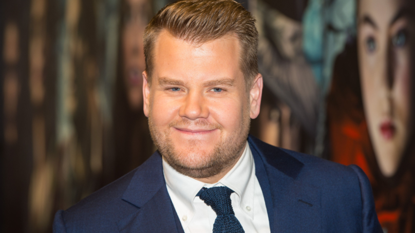 Here Is James Corden's Most Hated Celebrity