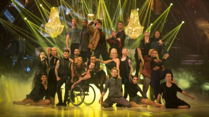 Strictly Come Dancing Praised For 'Inclusive' Performance With Same Sex Couples