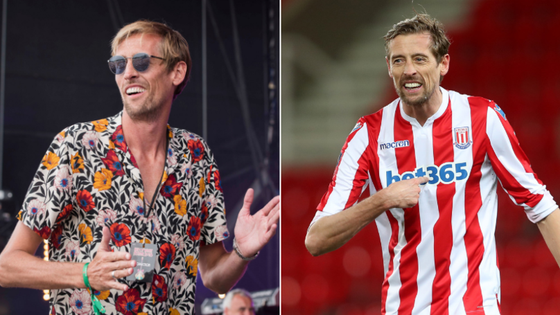 Premier League Club In 'Advanced Talks' To Sign Peter Crouch
