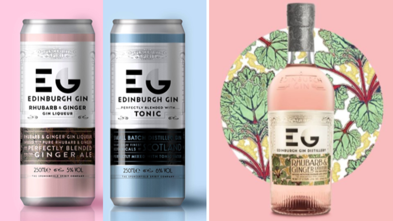 Grab An Edinburgh Gin Cocktail In A Can While The Sun Is Out