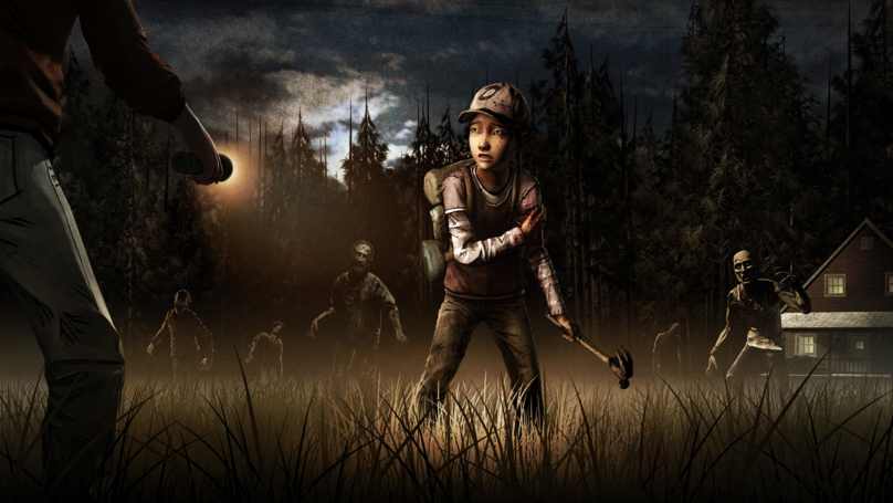 ​Telltale To Finish Walking Dead, Netflix Revives Stranger Things Project