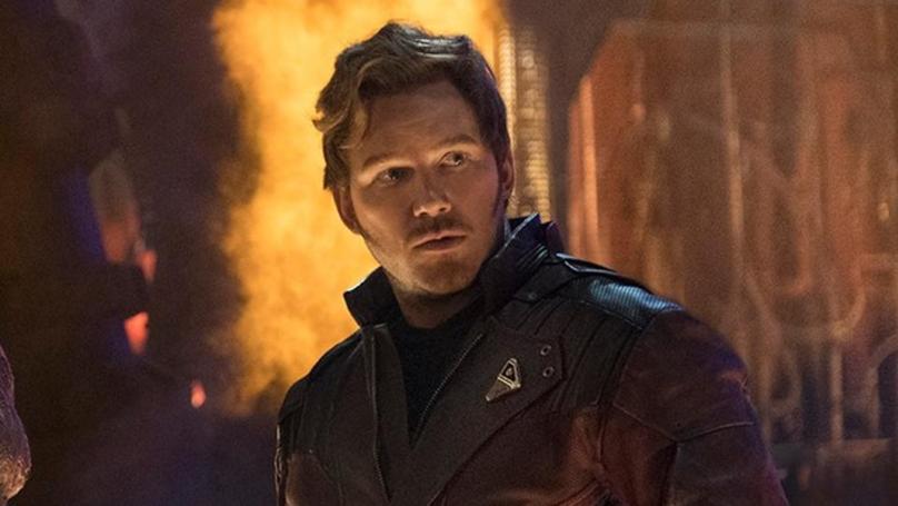 Chris Pratt Shares 'Illegal' Video From The Set Of Avengers: Endgame