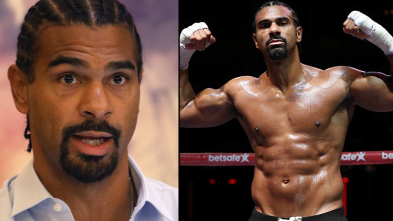 David Haye Set To Fight UFC Star
