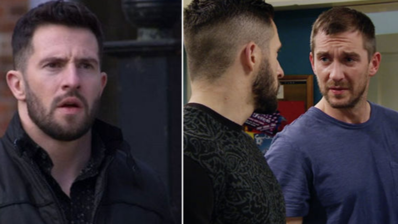 ​WATCH: Emmerdale Actor Mike Parr Shocks Fans As He Quits Soap