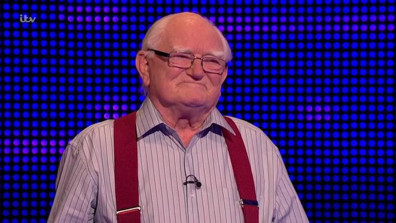 'The Chase' Contestant Looks The Spits Of The Old Man From 'Up'