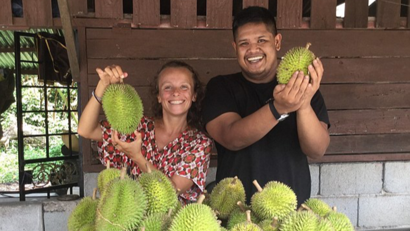 Couple Who Eat Nothing But Fruit Say Diet Keeps Them Young