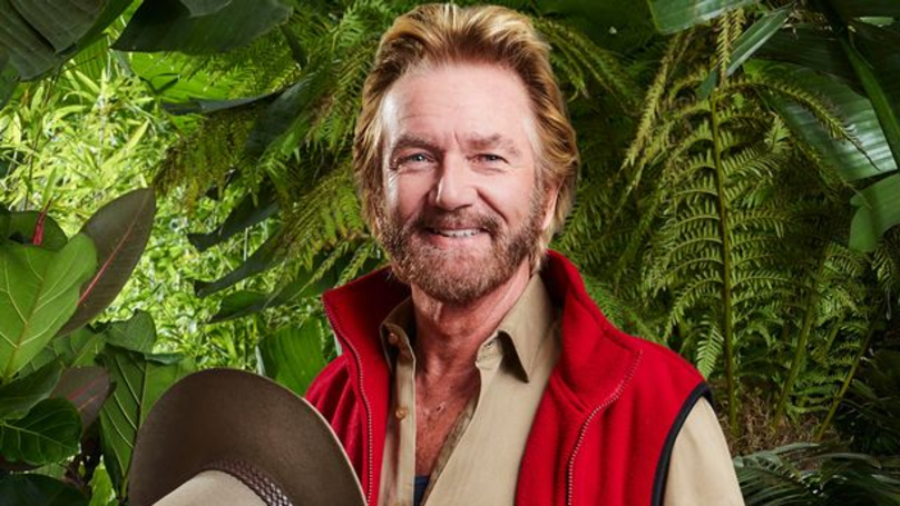 Noel Edmonds Has Entered The I'm A Celebrity Jungle And Vows To Quit TV If He Wins
