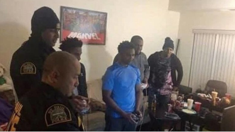 ​Police End Up Playing Super Smash Bros. After Responding To Noise Complaint