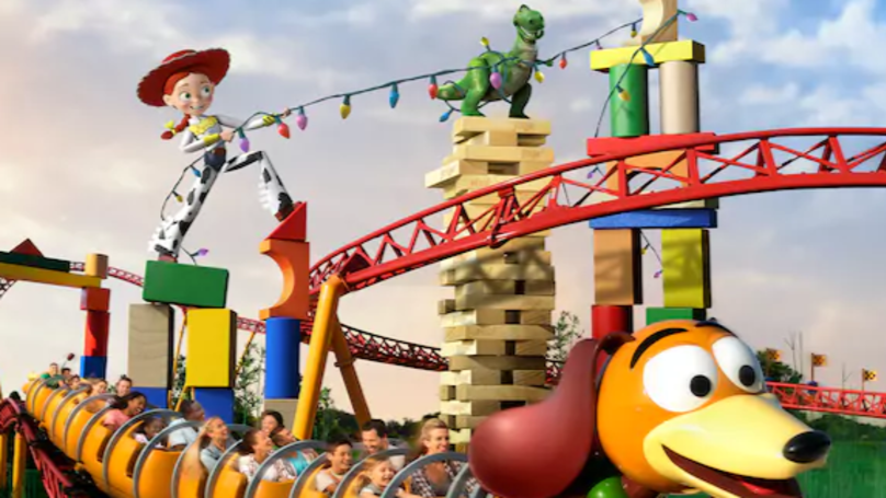 ​Disney World Reveals What We Can Expect From New Toy Story Land