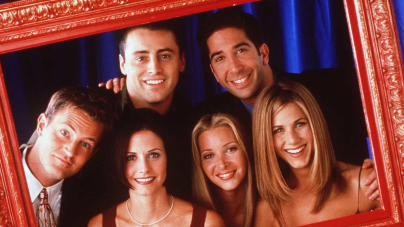 Friends Is Leaving US Netflix In 2020