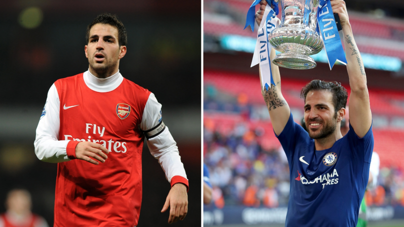 Cesc Fàbregas Talks About Potential Return To Arsenal, Fans Give Surprising Responses