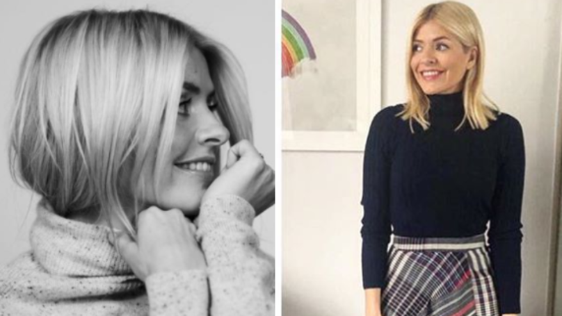 Holly Willoughby Announces She's Launching Her Own Lifestyle Brand On Instagram