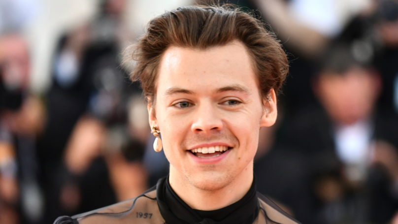 Spanish TV Names Harry Styles The Father Of The Royal Baby