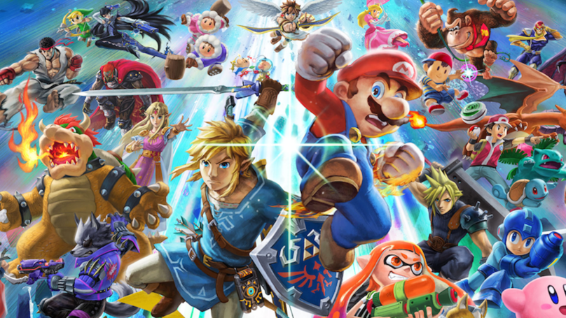 ​Nintendo Lets Slip That 'Super Smash Bros.' Is Getting A Stage Builder