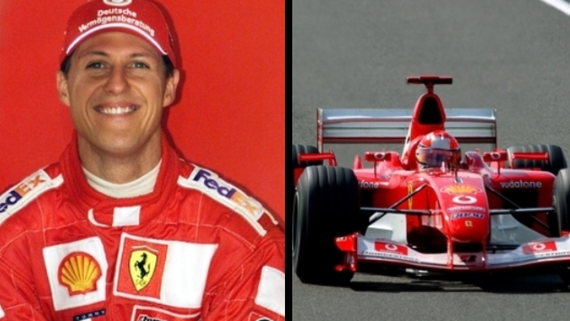 Michael Schumacher - A True Sporting Legend Turns 50
