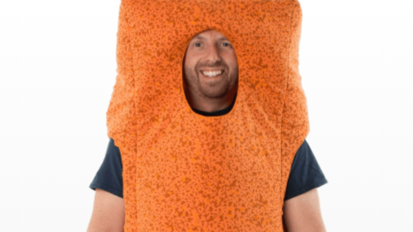 ​You Can Buy A Fish Finger Fancy Dress Costume And It's Incredible