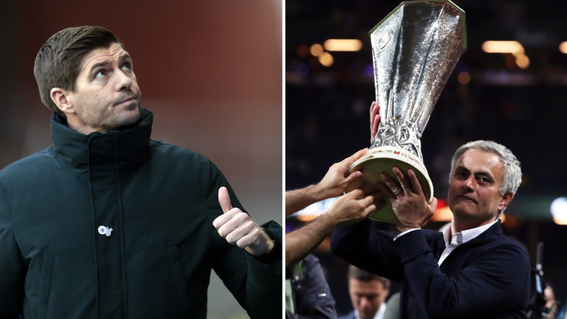 Steven Gerrard Believes Mourinho Is The Best Manchester United Manager Since Sir Alex Ferguson