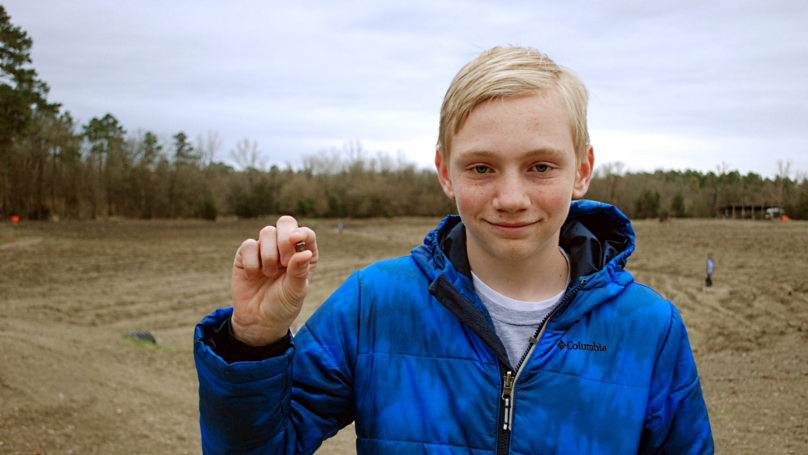 American Teenager Fulfils His Dream By Finding A Big Diamond In State Park