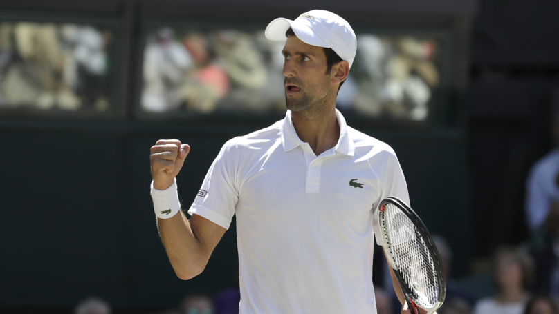 Novak Djokovic Wins His Fourth Wimbledon Title By Beating Kevin Anderson