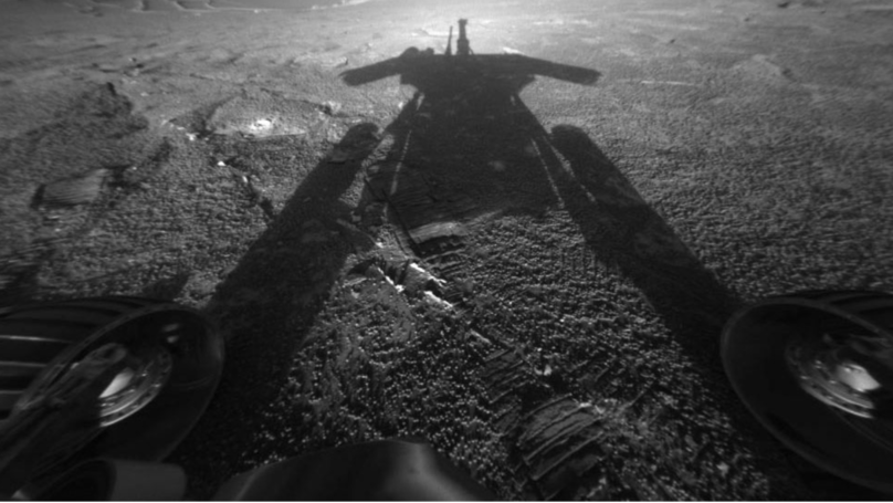 NASA Sends Heart-Wrenching Final Message To Mars Rover As It 'Dies'