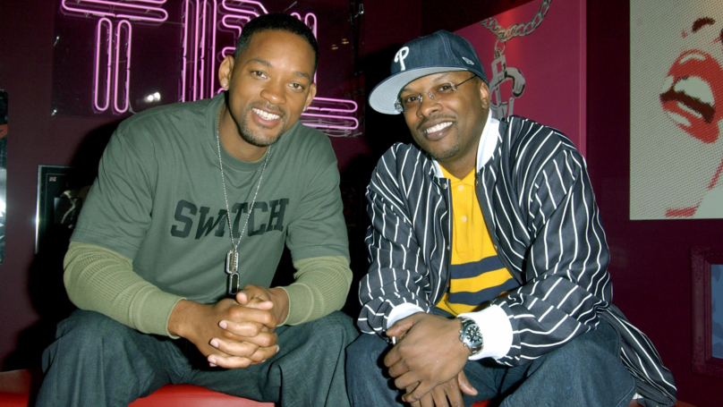Shake The Room! Will Smith And Jazzy Jeff Are Making The Summertime So Much Better With UK Appearance | LADbible
