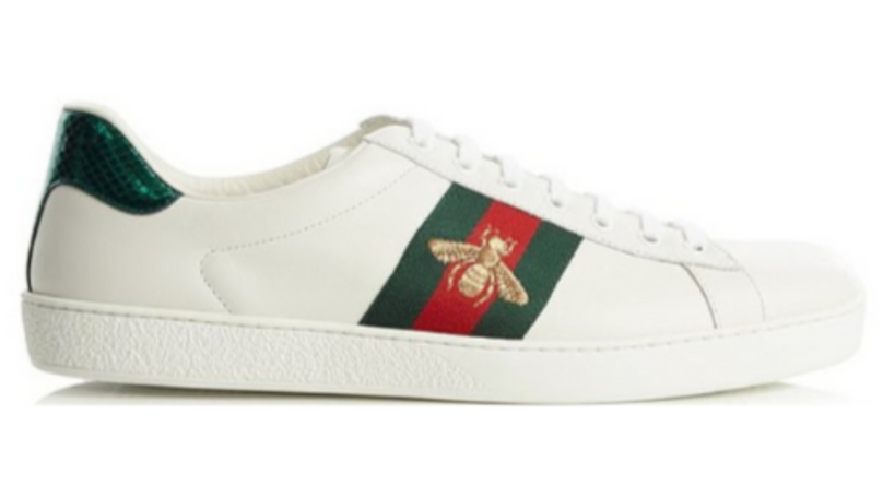 Poundland Release Trainers That Are Nearly Identical To Gucci Pair