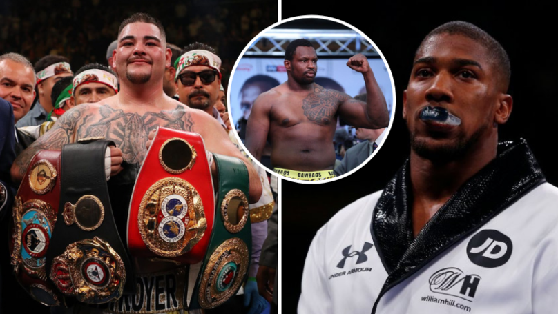 Andy Ruiz Jr Refuses UK Rematch With Anthony Joshua Amid Dillian Whyte's Drugs Allegations