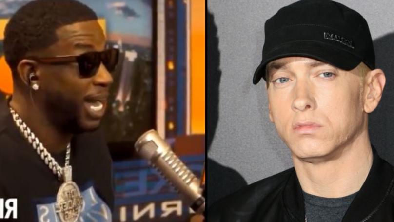 Gucci Mane Says Eminem Is 'No Longer King Of Rap'
