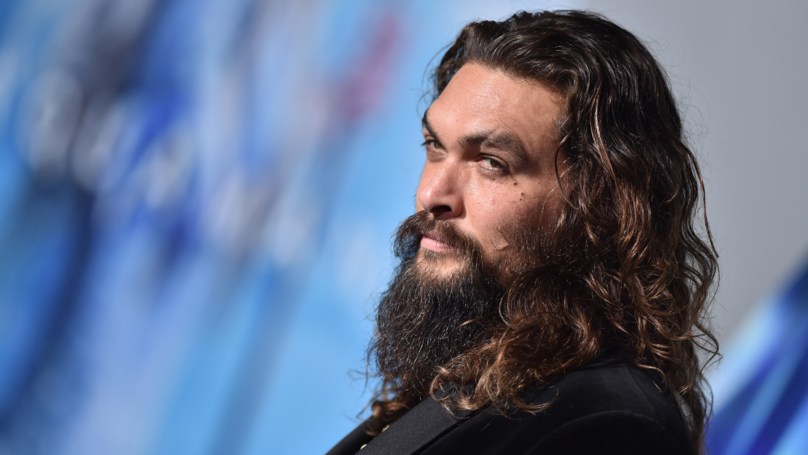 Jason Momoa's Photos With His Grandma Will Melt Your Heart