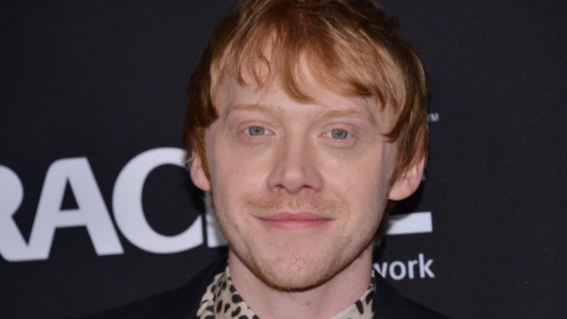Rupert Grint Used Some Of His 'Harry Potter' Money To Buy An Ice-Cream Van