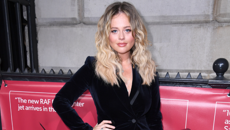 'I'm A Celebrity's' Emily Atack Unveils Stunning New Short Hair On Instagram