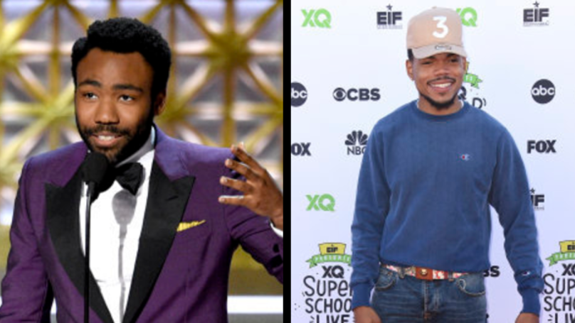 Chance The Rapper's Mixtape Collab With Donald Glover May Actually Happen