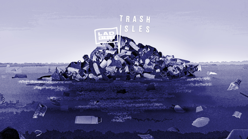 Introducing The Trash Isles - The World's First Country Made Of Trash