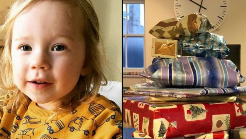 Elderly Neighbour Dies And Leaves Little Girl Next Door 14 Years' Worth Of Presents