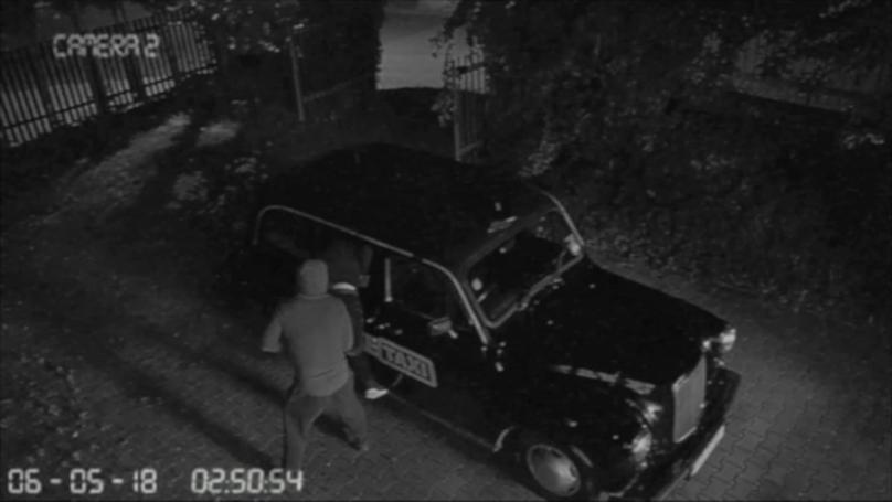 The Fake Taxi Car Has Been Stolen