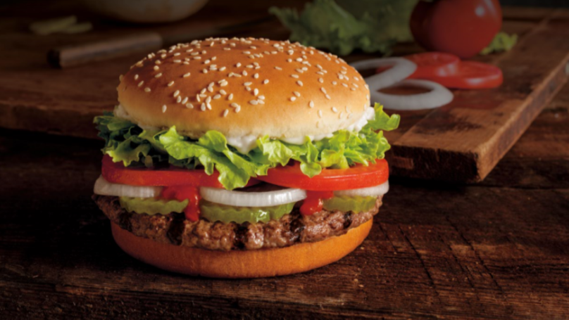 You Can Get A Free Whopper Burger For Lunch Today