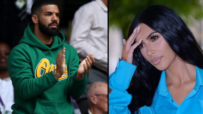 Viral Fan Theory Claims Drake Slept With Kim Kardashian