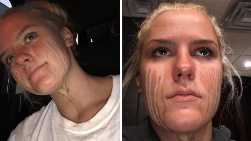 This Is Exactly Why You Don't Cry After Getting A Spray Tan