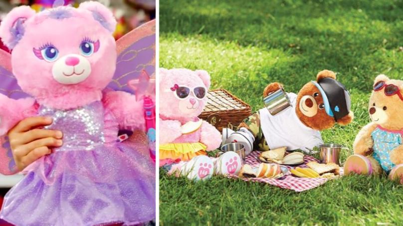 Build-A-Bear Announces Pay Your Age Day Across Cuddly Toys
