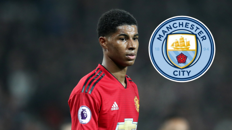 Marcus Rashford Reportedly Using Manchester City Interest To Get More Money At United